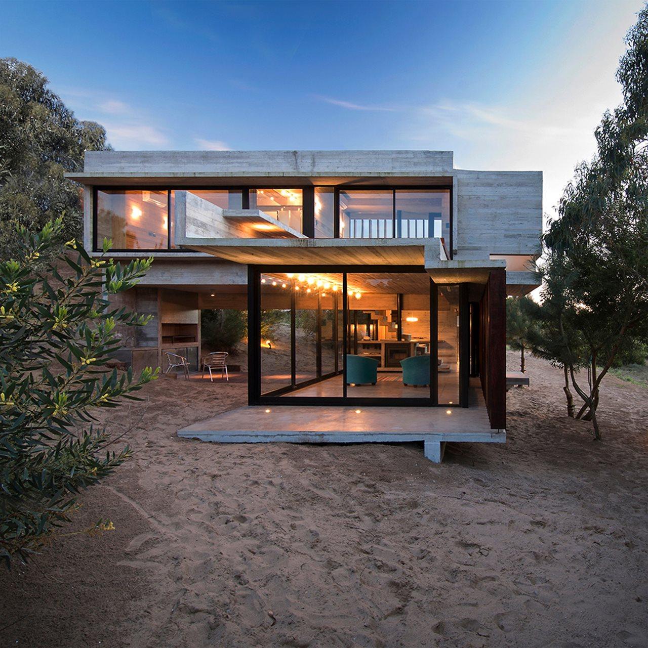Beach House In Argentine