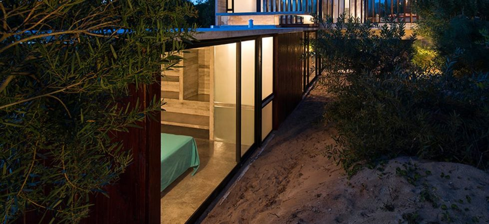 Beach house in Argentine