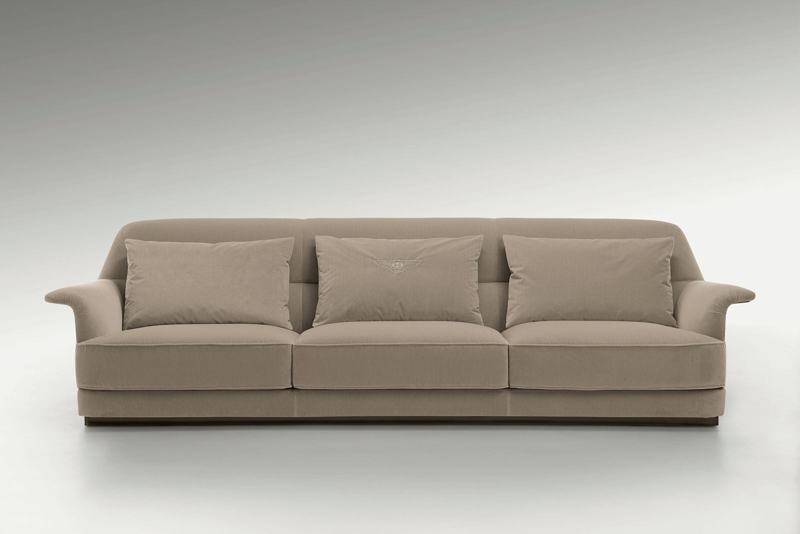 Expensive sectional sofas modern white leather sofa set simplicity that speaks volumes la - Most expensive recliners ...