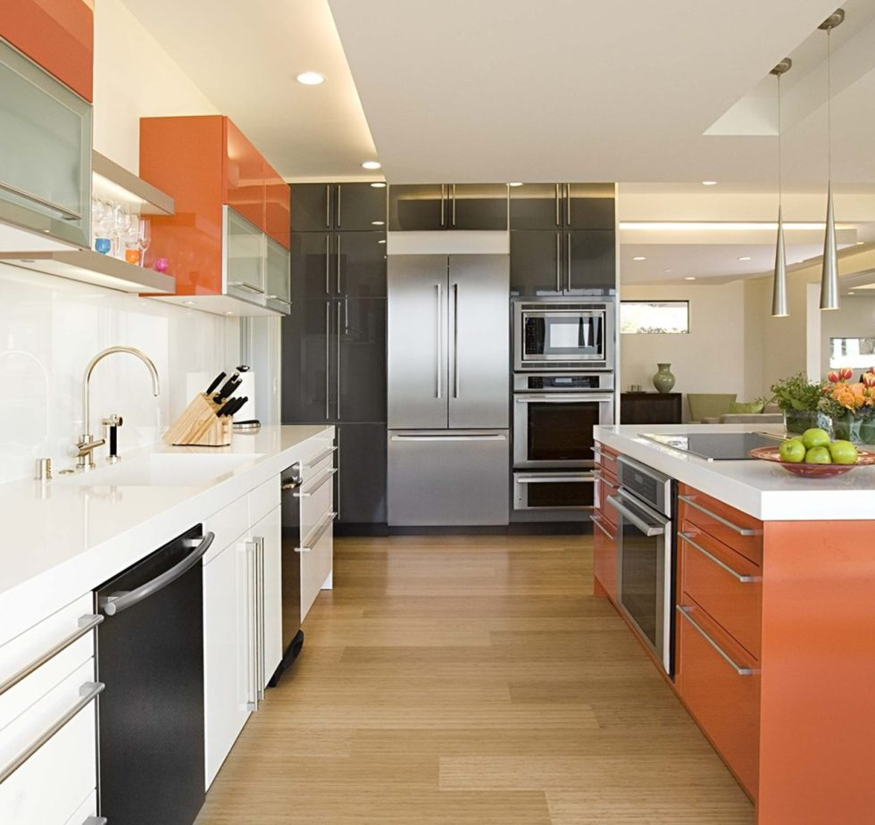 Features of Hi-Tech Kitchen