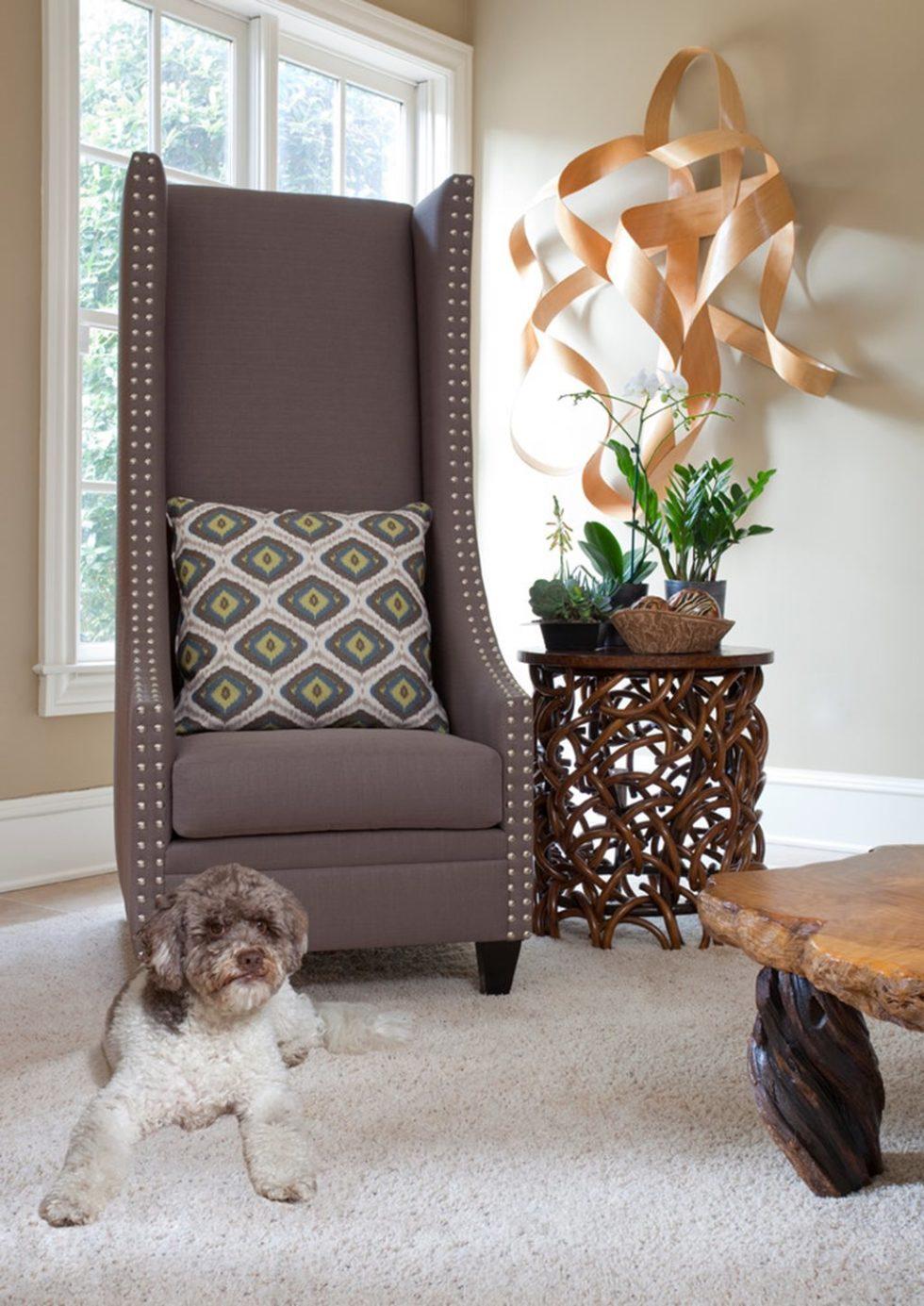 Fusion interior design - furniture