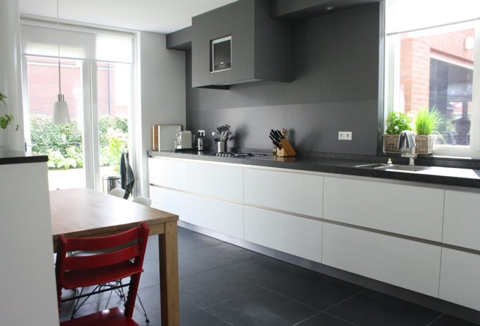 Hi-Tech - modern kitchen design