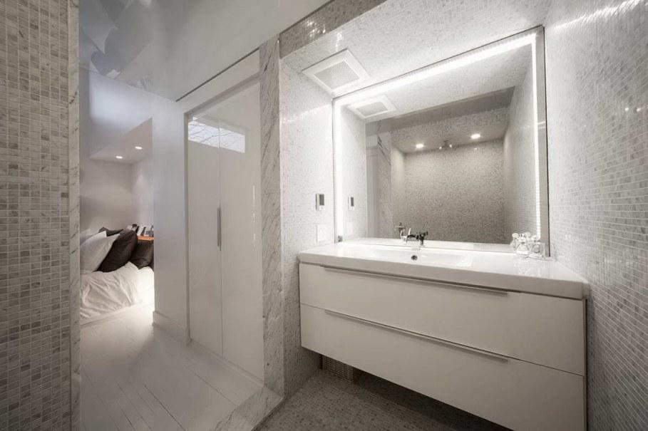 Juliette aux combles - bathroom