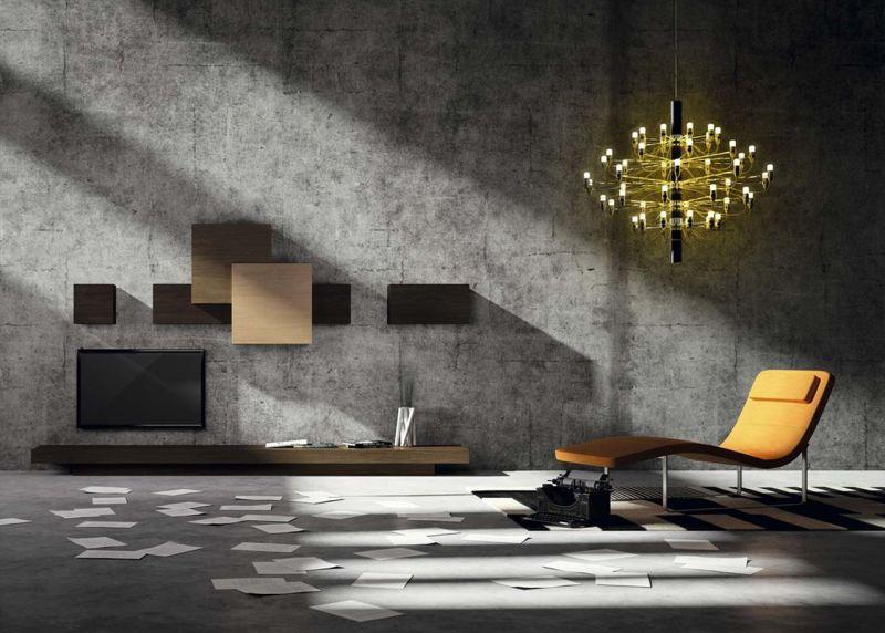 Kazimir Malevich suprematism - interior design