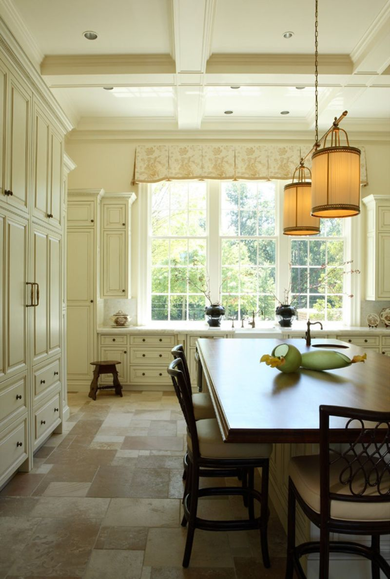 Kitchen Design in the English style