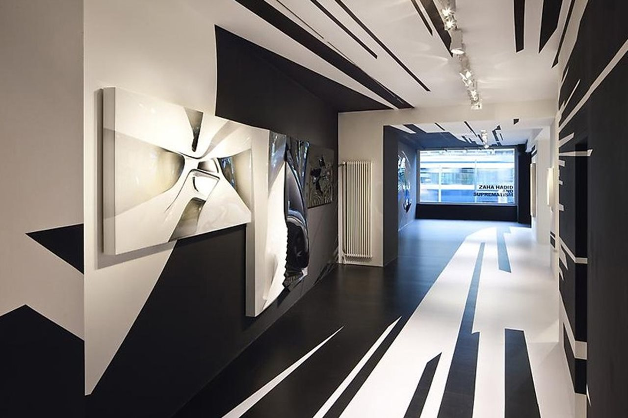 Suprematism in the interior the main features of the style for Designs of the interior