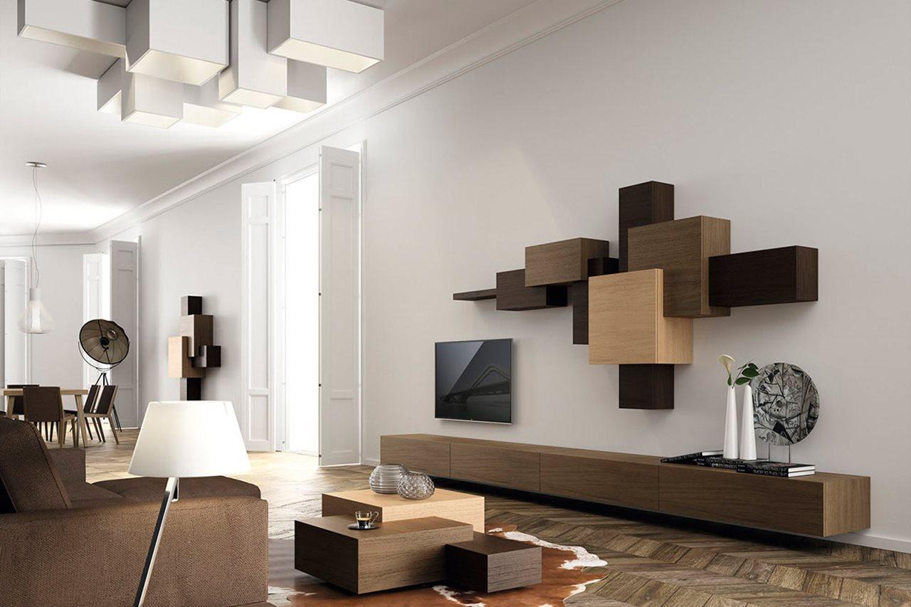 Elegant Image Gallery: Suprematism In The Interior