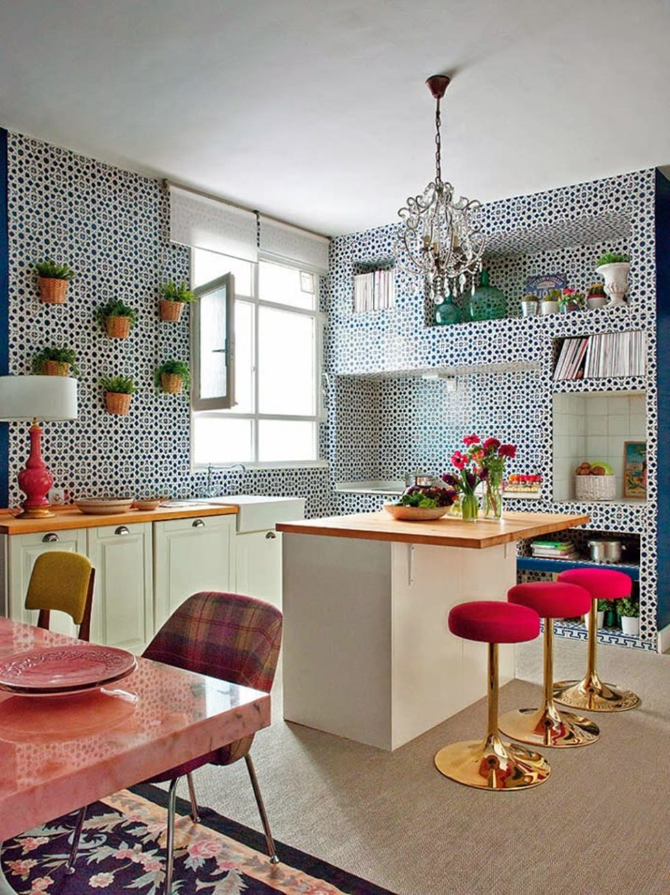 The Fusion Style in Interior - Kitchen