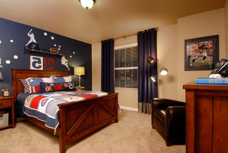 Nursery for a boy from birth to 10 years old for 10 year old boys bedroom designs