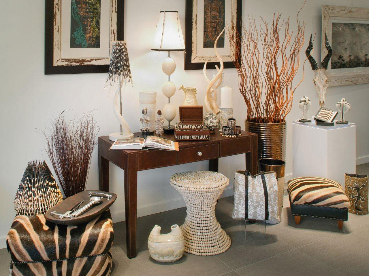 Safari Room Decor Ideas