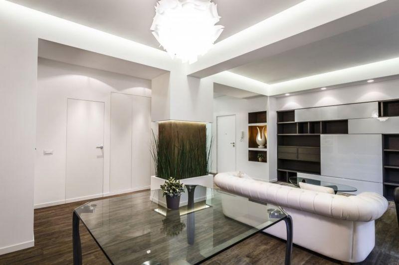 Apartment in Minimalistic Style - design ideas
