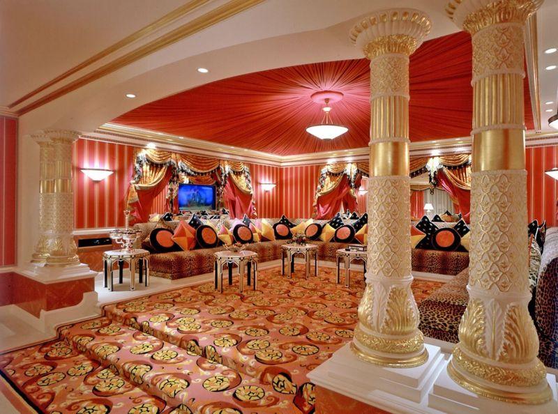 Arabic Style living room design ideas