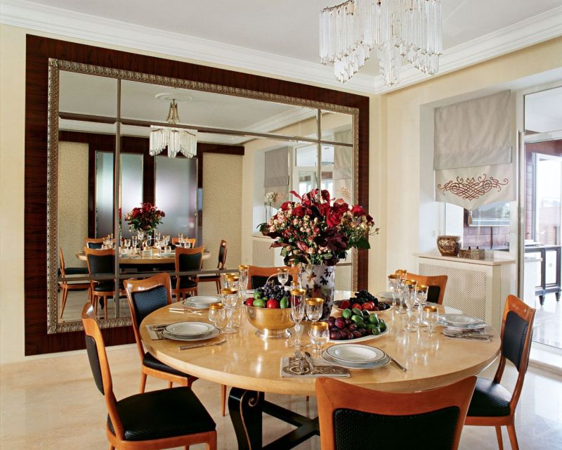 Art Deco Interior design - Dining room