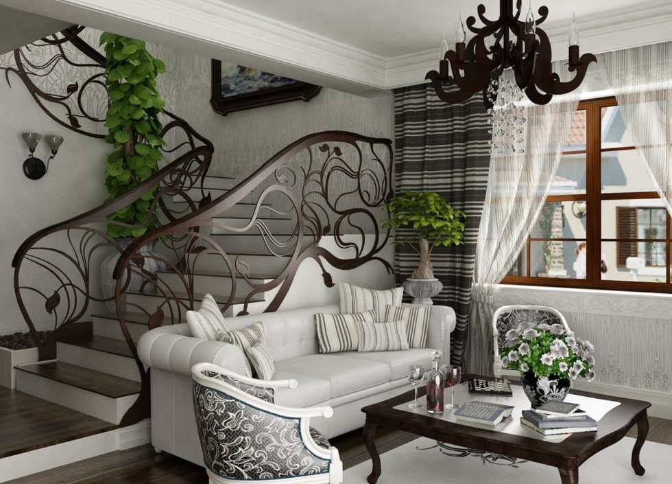 Art Nouveau Style Interior design ideas