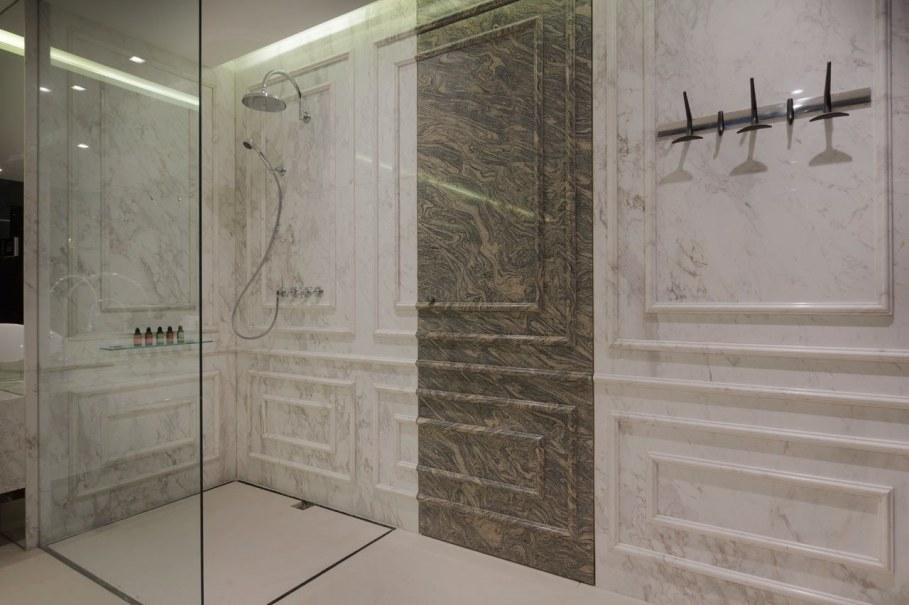 Blue Penthouse - Bathroom design ideas