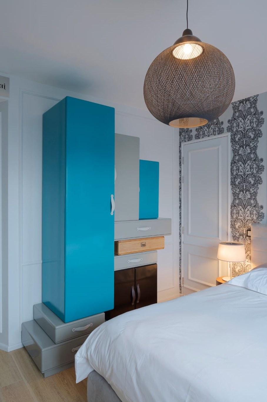 Blue Penthouse - Bedroom 2