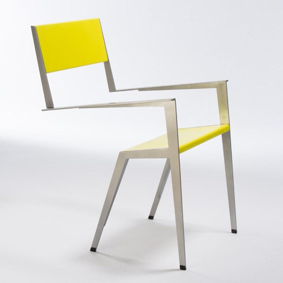Chair from Shmuel Bazak - thin design
