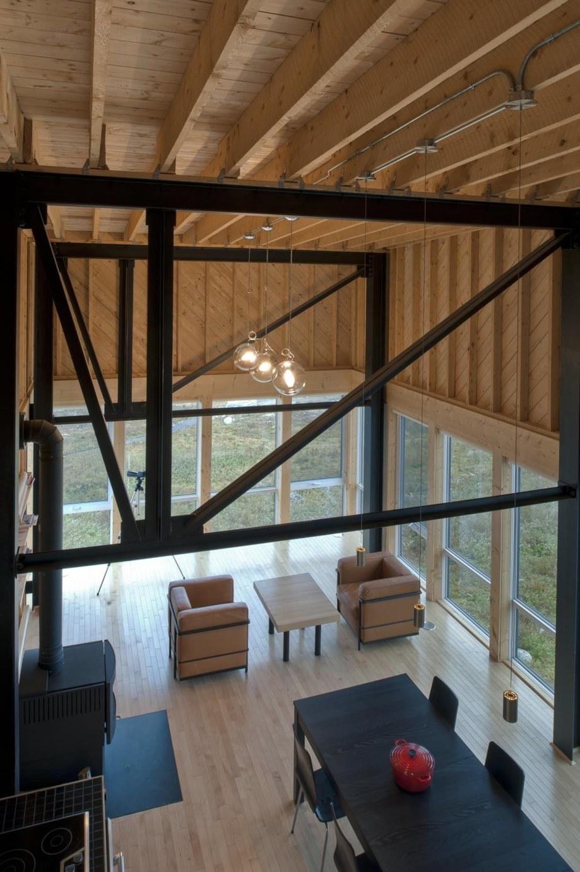 Cliff House - Interior design ideas