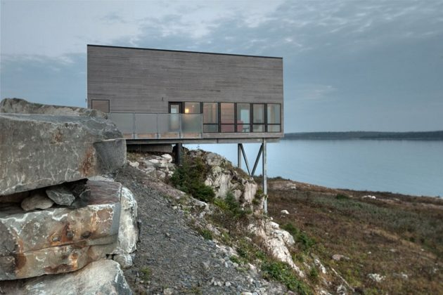 Hermit House: a Place Where You Can Be Alone with Nature