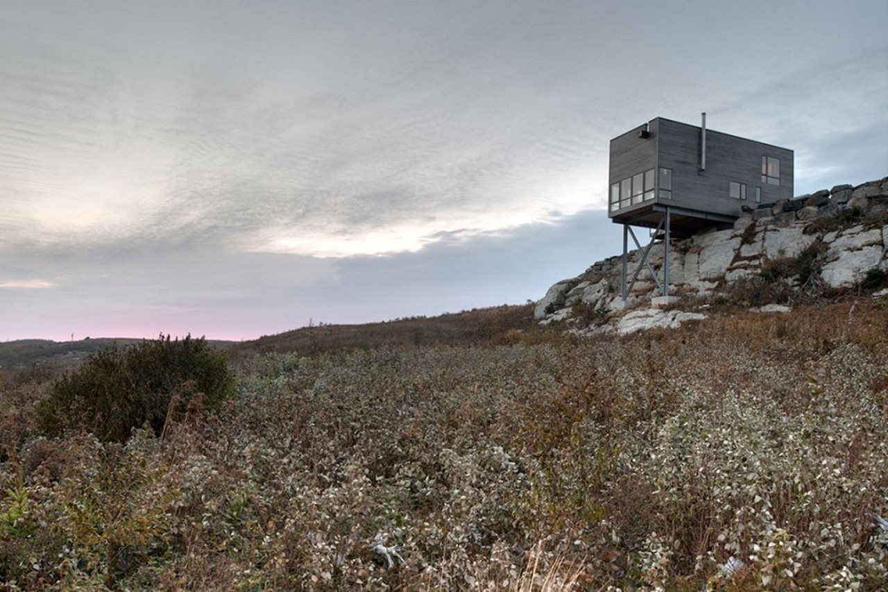 Hermit House A Place Where You Can Be Alone With Nature