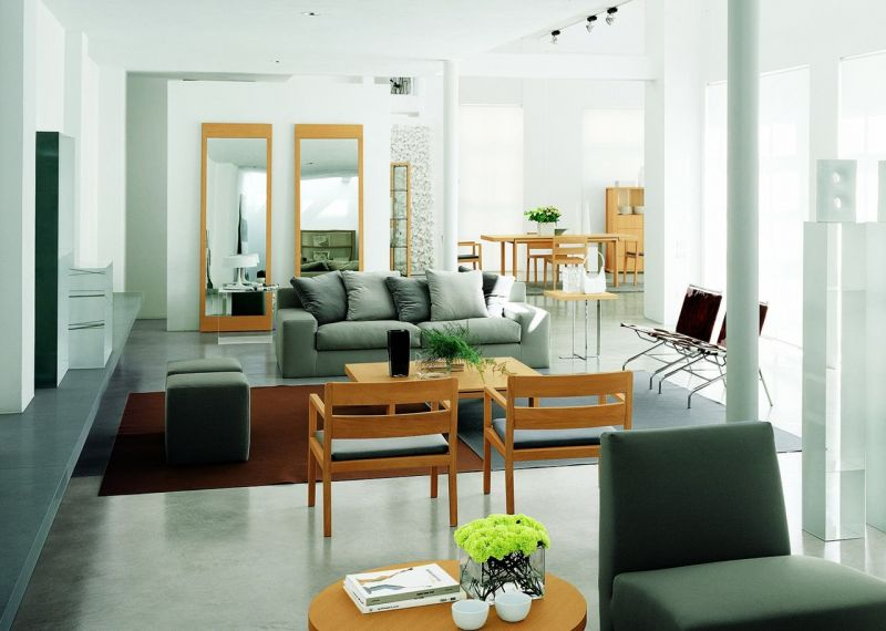 Constructivism Style Interior - Living room Design ideas