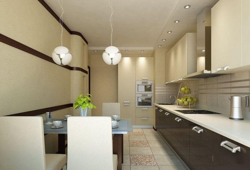 Constructivism Style Interior design - Kitchen design ideas