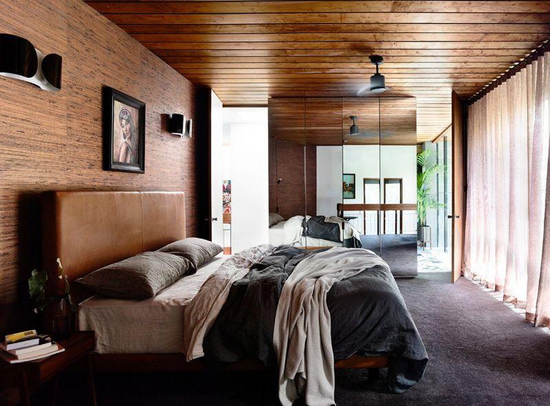 Design Ideas - Bedroom in brown shades