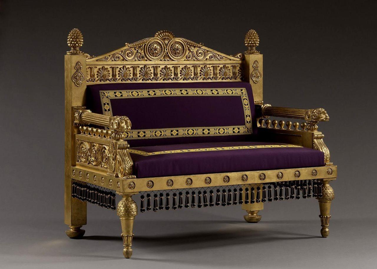 Ancient Egyptian Sofa Infosofaco