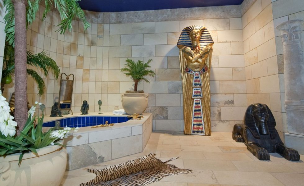 Ancient Egyptian Interior Decor : Sacred Design Ideas Bathroom Interior  Trend Home Design And Decor