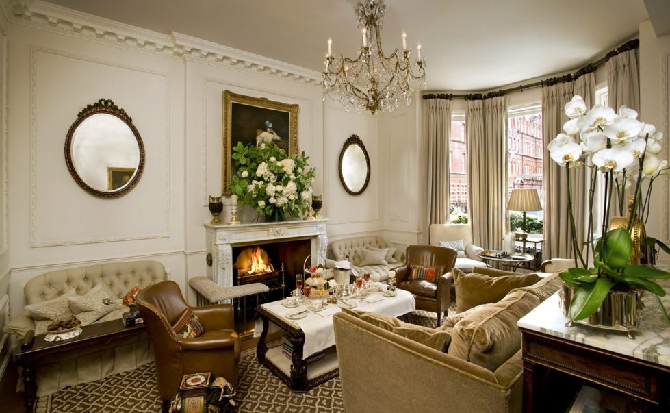 English Style Interior Design