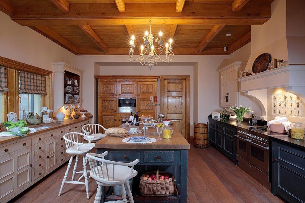 English Style Interior Design
