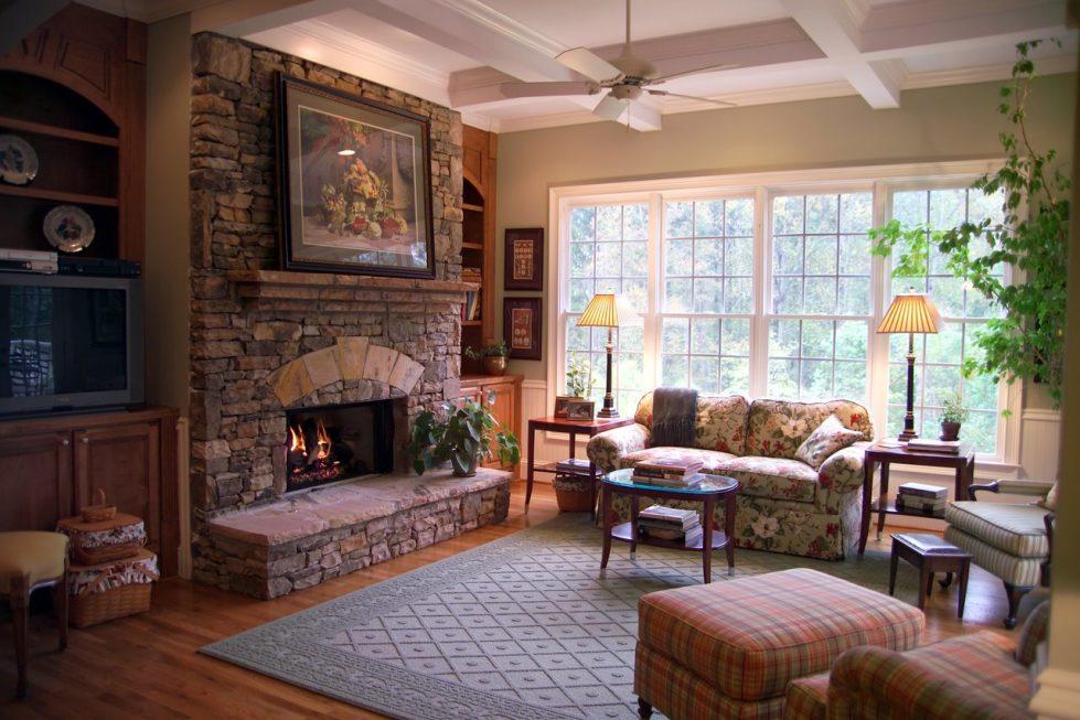 English Style Interior Design Ideas