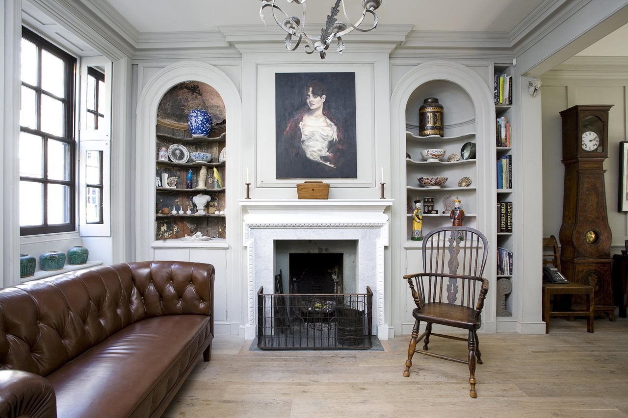 photo gallery english style interior design