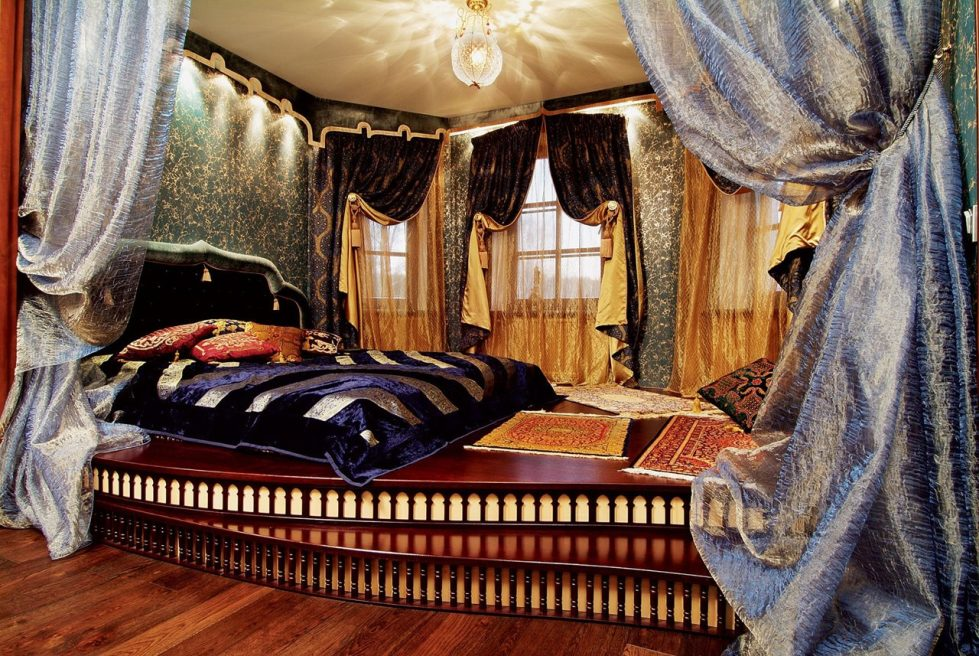Kitsch Style Interior design - Bedroom
