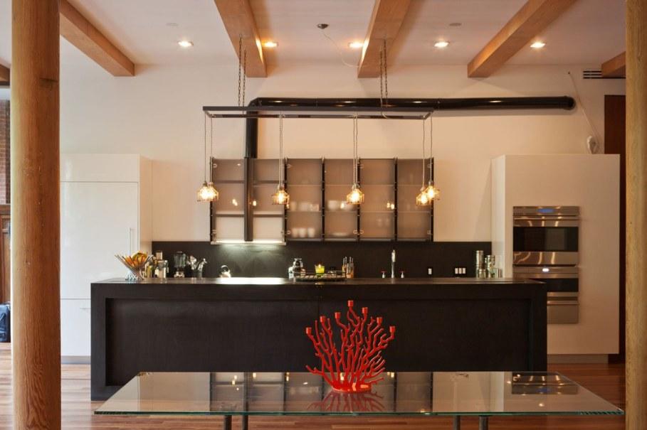 Loft Style interior design - Kitchen