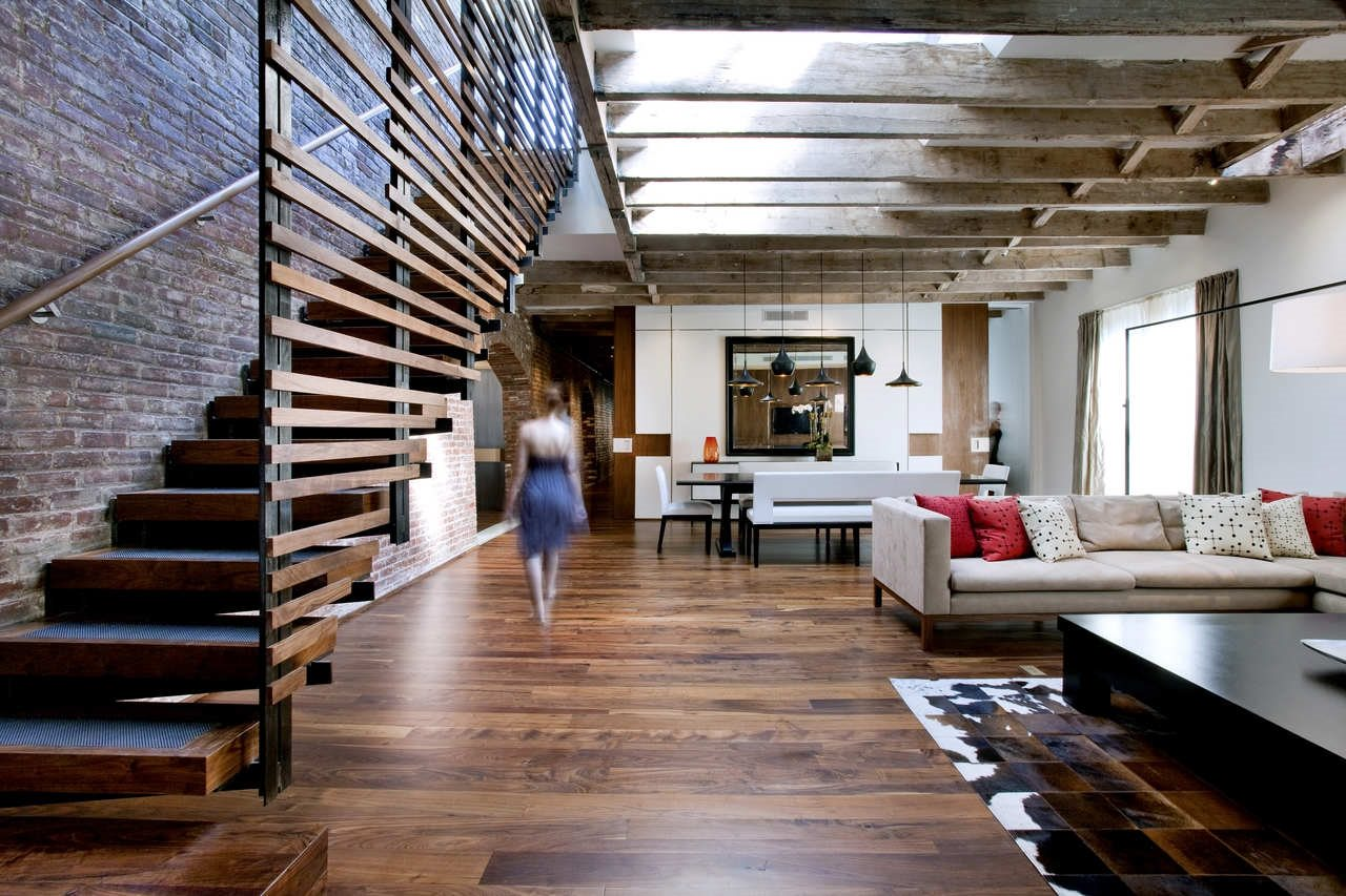 Loft style interior design ideas for Interior design