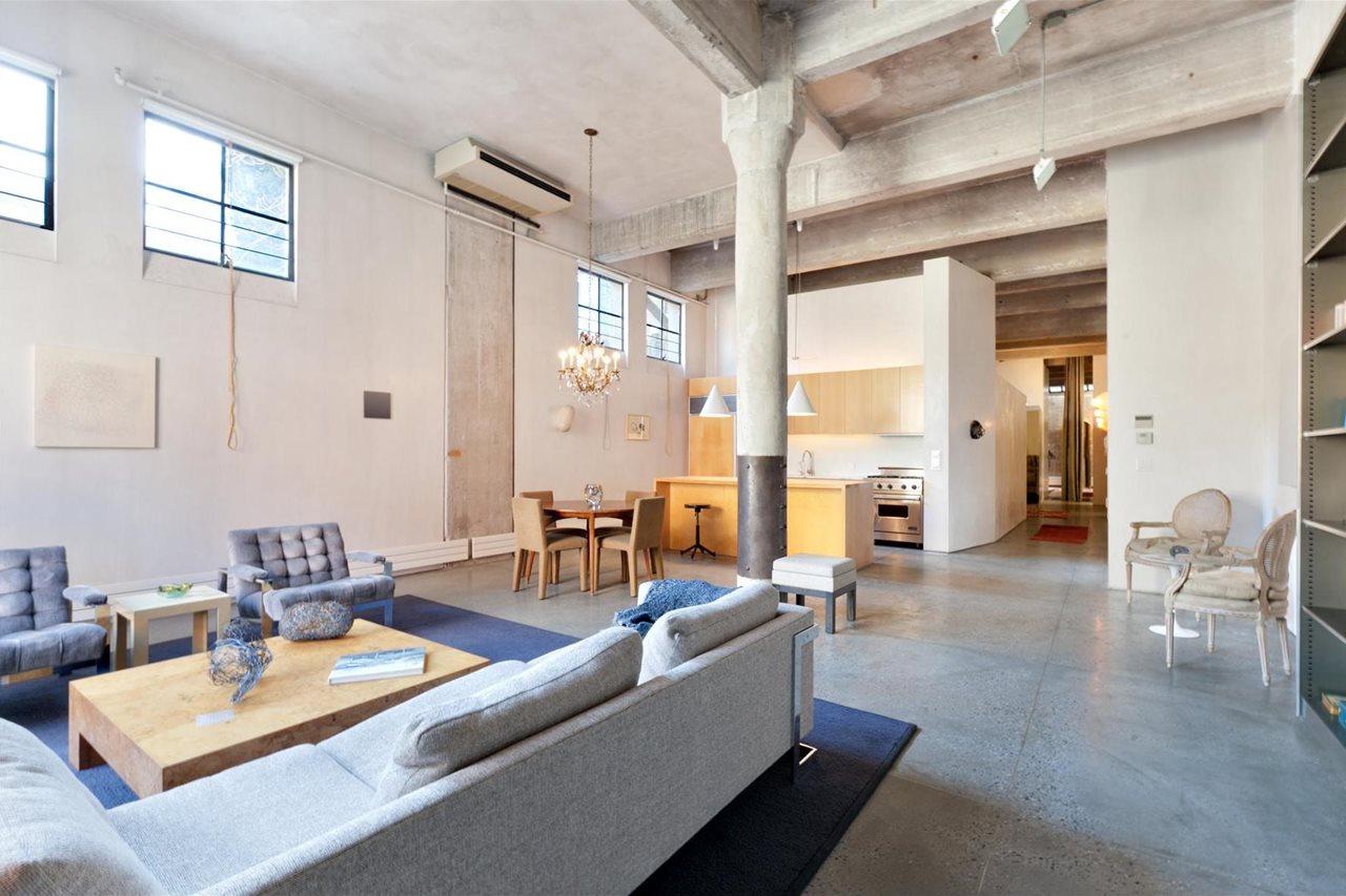 Interior Design Ideas: Loft Style Interior Design Ideas