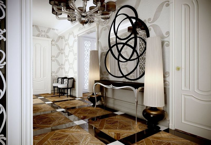Art deco style interior design ideas for Design art deco