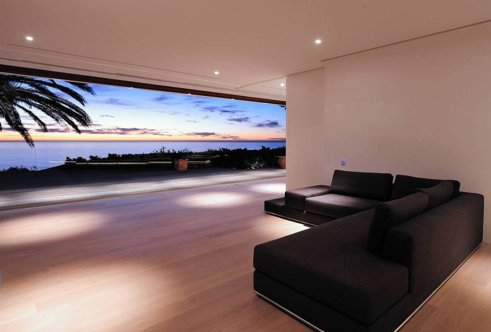 Minimalist style - Living room interior design