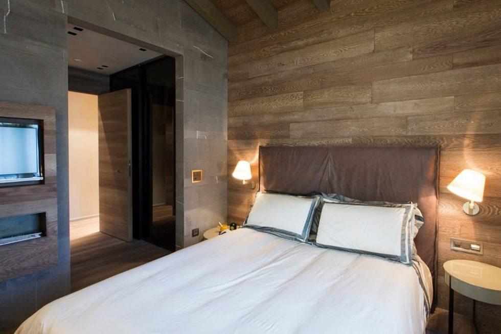 Modern Apartment in Switzerland - Good Bedroom Decorating Ideas