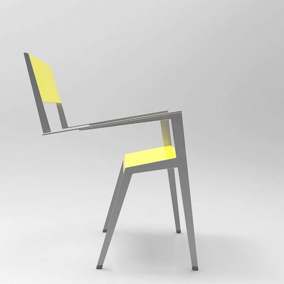 The Most Comfortable Chair - minimal design