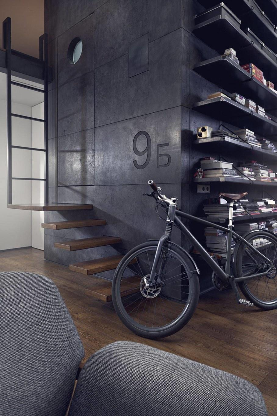 Attic Apartment - Loft 9b