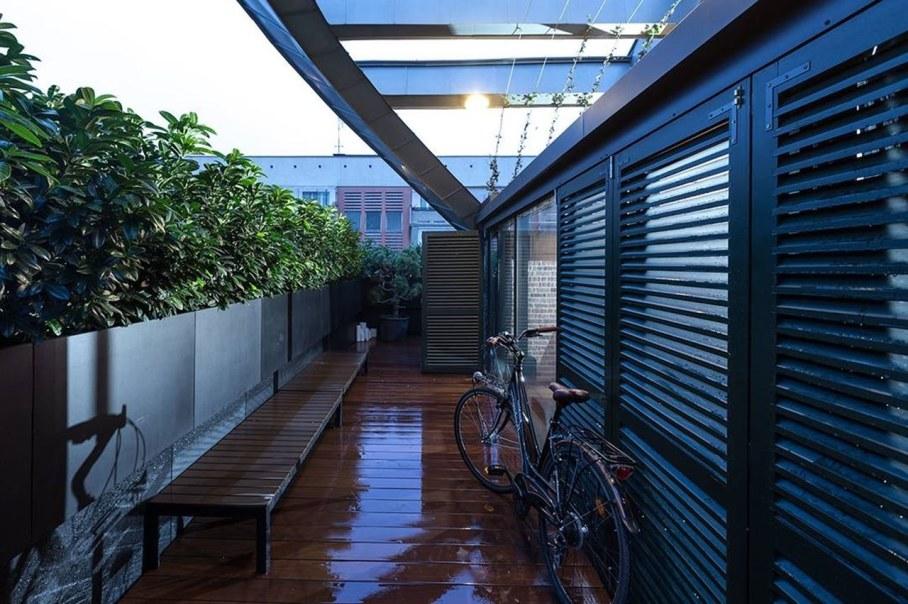 Attic Apartment - Terrace