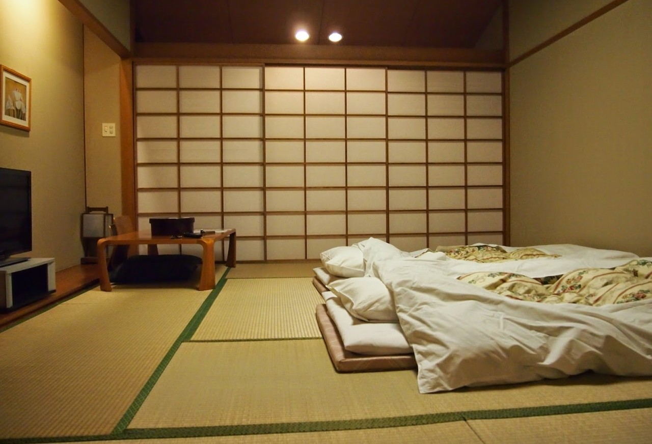 & Bedroom in Japanese style