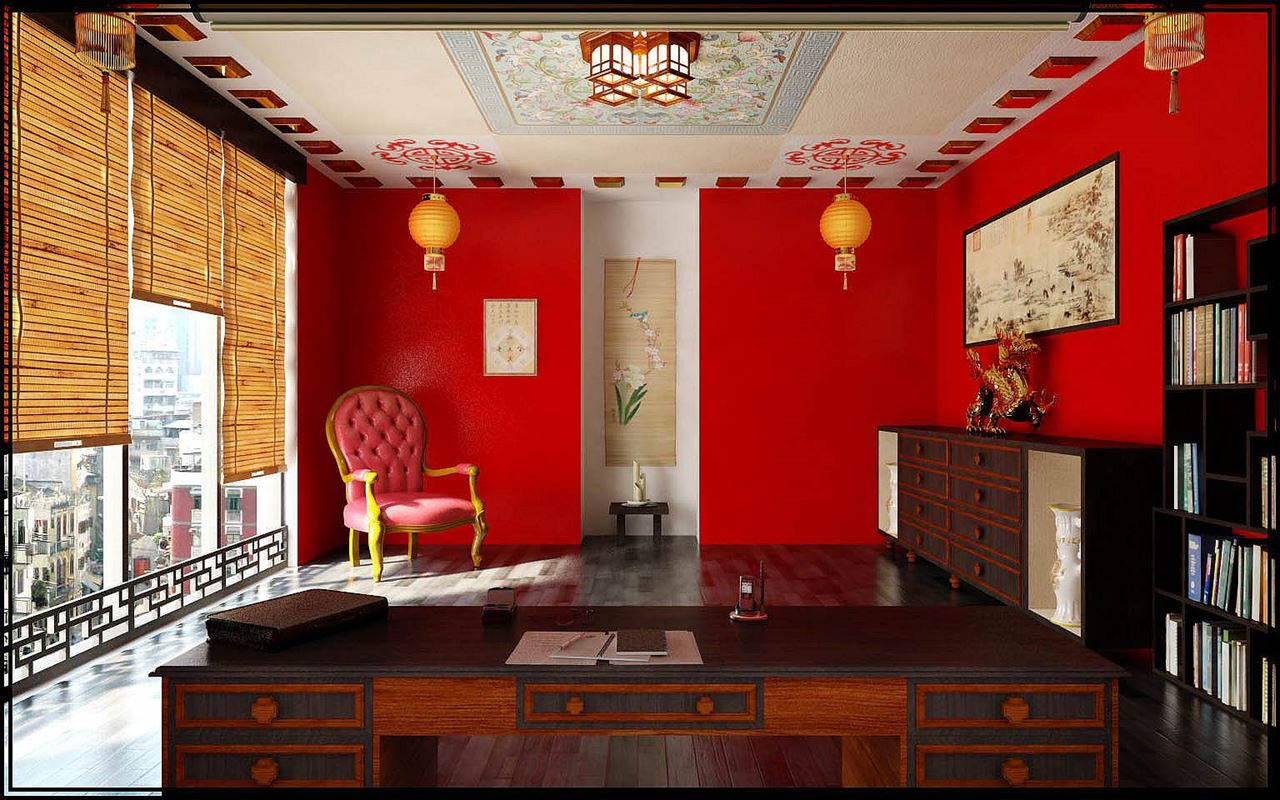 Ethnic Style Interior Design Ideas