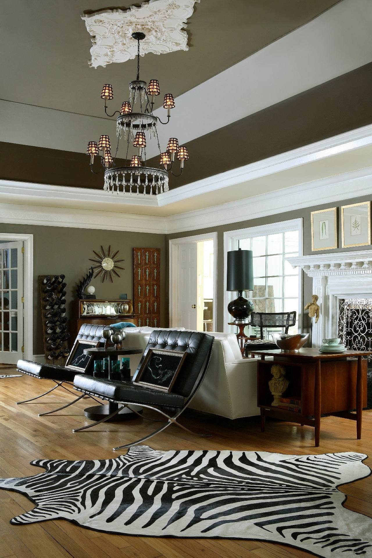 Eclectic Style interior design ideas
