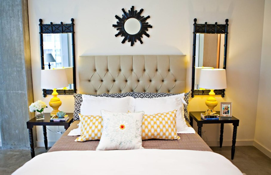 Eclectic StyleBedroom design