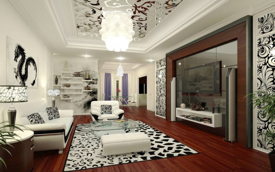 Eclectic apartment decor ideas