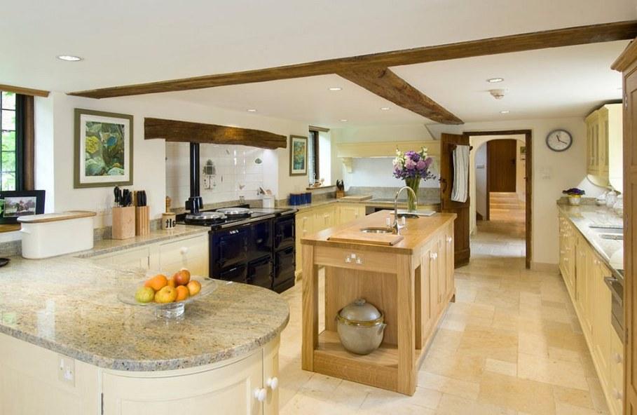 Farmhouse kitchen - design ideas