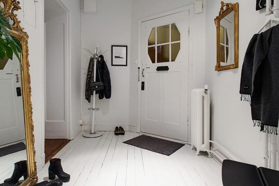 Goteborg's Apartment - hallway